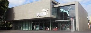 Puma outlet im Metzingen